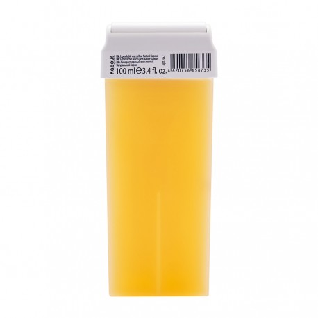 Жирорастворимый воск в картридже: желтый Натуральный 100 мл.
