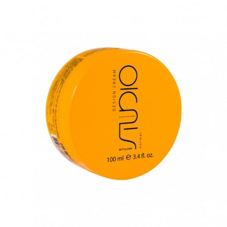 Studio Моделирующие сливки для укладки волос нормальной фиксации, 100мл.