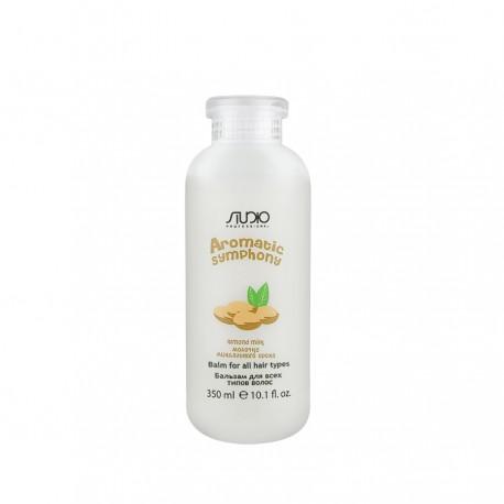 Бальзам для всех типов волос «Молочко миндального ореха», 350 мл