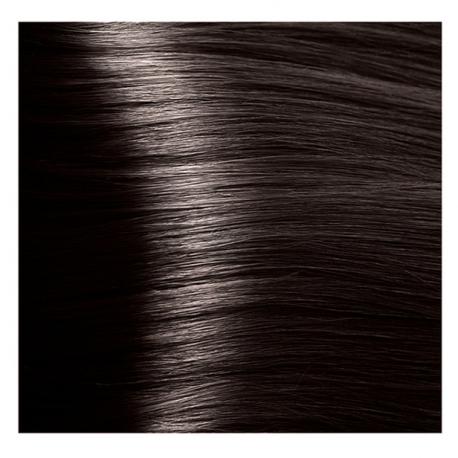 HY 6.0 Темный блондин, крем-краска для волос «Hyaluronic acid» 100 мл