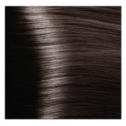 HY 6.1 Темный блондин пепельный, крем-краска для волос «Hyaluronic acid» 100 мл