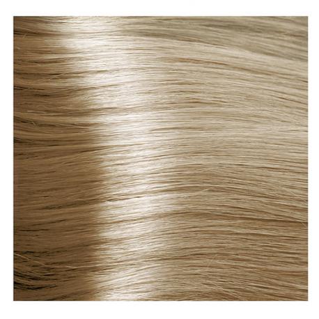 HY 10.31 Платиновый блондин золотистый бежевый, крем-краска для волос «Hyaluronic acid» 100 мл
