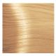 HY 10.34 Платиновый блондин золотистый медный, крем-краска для волос «Hyaluronic acid» 100 мл