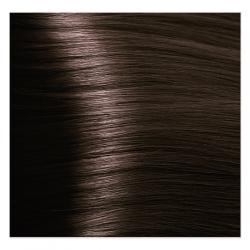 HY 5.35 Светлый коричневый каштановый, крем-краска для волос «Hyaluronic acid» 100 мл