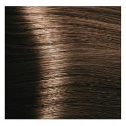 HY 6.23 Темный блондин перламутровый, крем-краска для волос «Hyaluronic acid» 100 мл