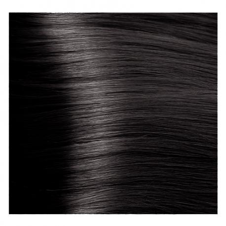 HY 5.18 Светлый коричневый лакричный, крем-краска для волос «Hyaluronic acid» 100 мл