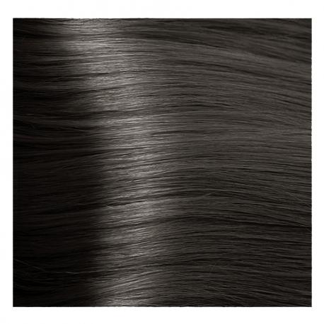 HY 6.18 Темный блондин лакричный, крем-краска для волос «Hyaluronic acid» 100 мл