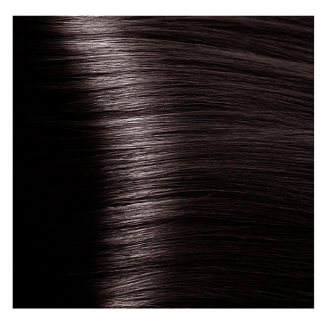 HY 6.84 Темный блондин брауни, крем-краска для волос «Hyaluronic acid» 100 мл