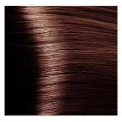 HY 5.4 Светлый коричневый медный, крем-краска для волос «Hyaluronic acid» 100 мл