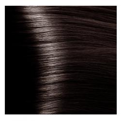 HY 4.757 Коричневый пралине, крем-краска для волос «Hyaluronic acid» 100 мл