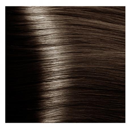 HY 6.757 Темный блондин пралине, крем-краска для волос «Hyaluronic acid» 100 мл