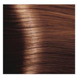 HY 6.43 Темний блондин мідний золотистий, крем-фарба для волосся з гіалуроновою кислотою,100 мл