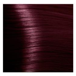 HY 5.66 Светлый коричневый красный интенсивный, крем-краска для волос «Hyaluronic acid» 100 мл