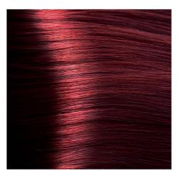 HY 6.66 Темный блондин красный интенсивный, крем-краска для волос «Hyaluronic acid» 100 мл