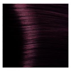 HY 4.6 Коричневый красный, крем-краска для волос «Hyaluronic acid» 100 мл
