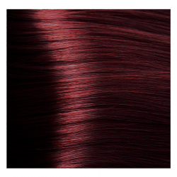 HY 5.6 Светлый коричневый красный, крем-краска для волос «Hyaluronic acid» 100 мл