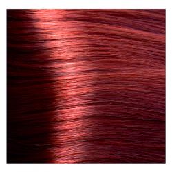 HY 8.6 Светлый блондин красный, крем-краска для волос «Hyaluronic acid» 100 мл