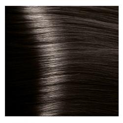 HY 6.12 Темный блондин табачный, крем-краска для волос «Hyaluronic acid» 100 мл