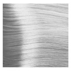 HY 10.012 Платиновый блондин прозрачный табачный, крем-краска для волос «Hyaluronic acid» 100 мл