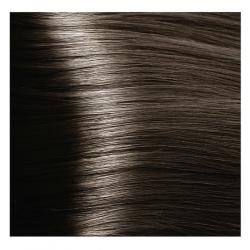 HY 6.07 Темный блондин натуральный холодный, крем-краска для волос «Hyaluronic acid» 100 мл