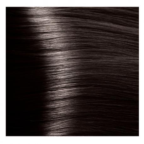 """S 3.0 темно-коричневый крем-краска для волос серии """"Studio"""" , 100 мл"""
