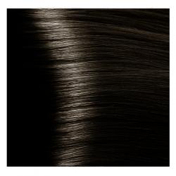 """S 4.1 пепельно-коричневый крем-краска для волос  серии """"Studio"""", 100 мл"""
