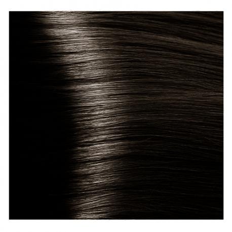 """S 5.1 светлый пепельно-коричневый крем-краска для волос серии """"Studio"""", 100 мл"""