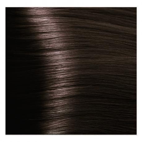 """S 4.3 золотисто-коричневый крем-краска для волос серии """"Studio"""", 100 мл"""
