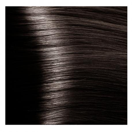 """S 4.12 коричневый пепельно-перламутровый крем-краска для волос серии """"Studio"""", 100 мл"""
