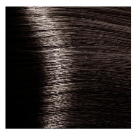 """S 5.12 светло-коричневый пепельно-перламутровый крем-краска для волос серии """"Studio"""", 100 мл"""