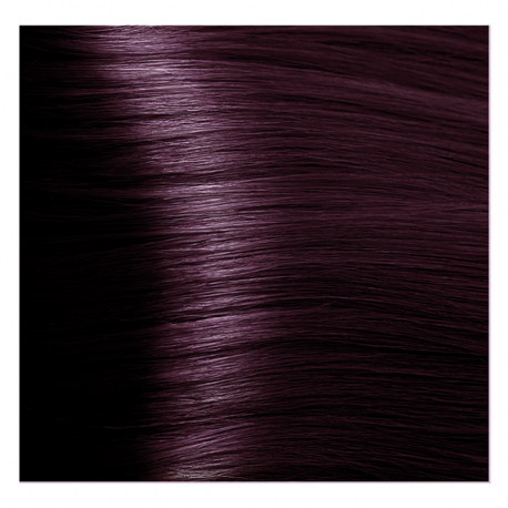 """S 5.62 темный красно-фиолетовый крем-краска для волос серии """"Studio"""", 100 мл"""