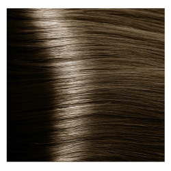 NA 7.07 блондин натуральный холодный, крем-краска для волос с кератином «Non Ammonia», 100 мл