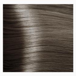 NA 6.1 темный блондин пепельный, крем-краска для волос с кератином «Non Ammonia», 100 мл
