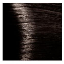 NA 4.00 коричневый интенсивный, крем-краска для волос с кератином «Non Ammonia», 100 мл