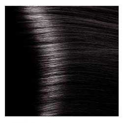 NA 4.8 коричневый какао, крем-краска для волос с кератином «Non Ammonia», 100 мл