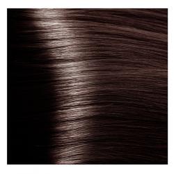 NA 6.8 темный блондин капучино, крем-краска для волос с кератином «Non Ammonia», 100 мл