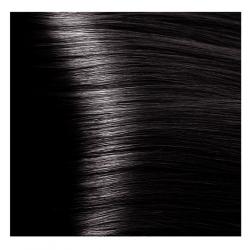 NA 4.81 коричневый какао пепельный, крем-краска для волос с кератином «Non Ammonia», 100 мл