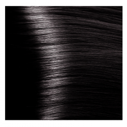 NA 4.81 коричневий какао попелястий, крем-фарба для волосся з кератином «Non Ammonia», 100 мл