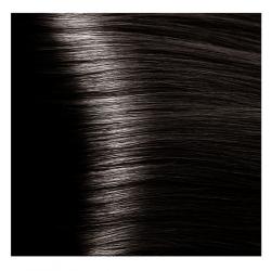 NA 5.81 светлый коричневый шоколадно-пепельный, крем-краска для волос с кератином «Non Ammonia», 100 мл