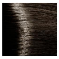 NA 6.81 темный блондин капучино пепельный, крем-краска для волос с кератином «Non Ammonia», 100 мл
