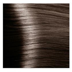 NA 5.12 светлый коричневый бежевый холодный, крем-краска для волос с кератином «Non Ammonia», 100 мл