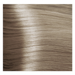 NA 9.201 очень светлый блондин прозрачный бежевый, крем-краска для волос с кератином «Non Ammonia», 100 мл