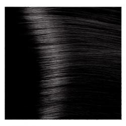 NA 4.18 коричневый лакричный, крем-краска для волос с кератином «Non Ammonia», 100 мл