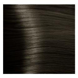 NA 6.18 темный блондин лакричный, крем-краска для волос с кератином «Non Ammonia», 100 мл