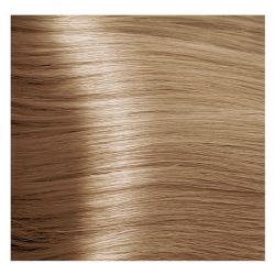 NA 9.85 очень светлый блондин тростниковый сахар, крем-краска для волос с кератином «Non Ammonia», 100 мл
