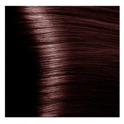 NA 5.53 светлый коричневый каштановый, крем-краска для волос с кератином «Non Ammonia», 100 мл