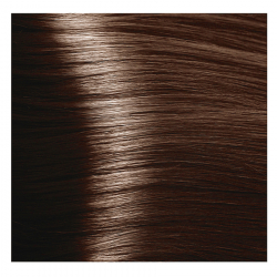 NA 7.53 блондин каштановый, крем-краска для волос с кератином «Non Ammonia», 100 мл