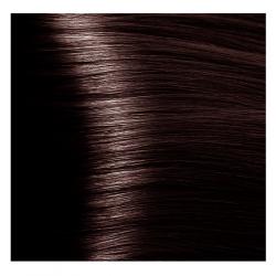 NA 5.4 светлый коричневый медный, крем-краска для волос с кератином «Non Ammonia», 100 мл