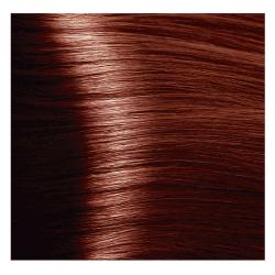 NA 8.45 светлый блондин медный махагоновый, крем-краска для волос с кератином «Non Ammonia», 100 мл