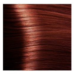 NA 7.44 блондин медный интенсивный, крем-краска для волос с кератином «Non Ammonia», 100 мл